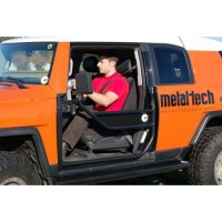 Toyota FJ Cruiser MetalTech Tube Doors