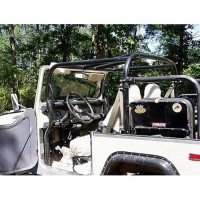 Toyota FJ40 Land Cruiser MetalTech Front Profile Roll Cage Kit