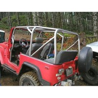 Toyota FJ40 Land Cruiser MetalTech Full Profile Roll Cage Kit