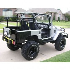 Toyota FJ40 Land Cruiser MetalTech Pre-Built Jackson Roll Cage Kit