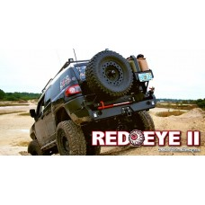 Toyota FJ Cruiser MetalTech Red Eye II Rear Bumper