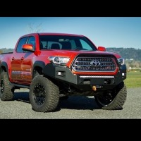 Toyota Tacoma (2016-Current) MetalTech Front Bumper
