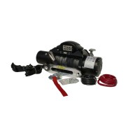 Engo SR9S Self Recovery Winch w/Synthetic Rope, 9000 lb.