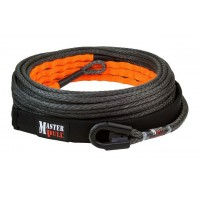 "Master Pull Classic 11mm (7/16"") Synthetic Winch Line, 21500 lb."