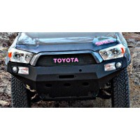 Toyota 4Runner (2010-Current) BudBuilt 5 Piece Skid Plate Combo