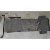 Toyota Tacoma (2016-Current) BudBuilt 4 Piece Skid Plate Combo