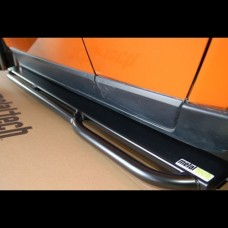 Toyota FJ Cruiser MetalTech Step Slider with 2 Stage Rub Rail