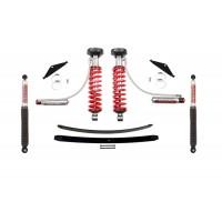 "Toyota Tacoma (June 1995-2004) Toytec Boss Performance Suspension System 2.5-3"" Kit"