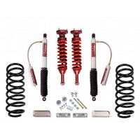 "Toyota FJ Cruiser (2010-2014)/4Runner (2010-Current) Toytec Boss Performance Suspension System 1-3"" Kit"