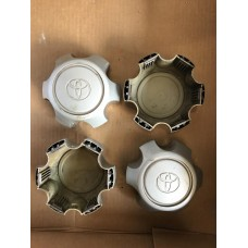 Toyota Landcruiser FJ80 Hub Caps