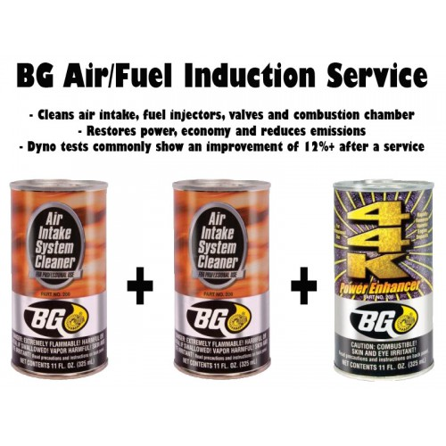 Fuel Induction Service >> Bg Induction Service