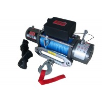 Engo E9000s Self Recovery Winch w/Synthetic Rope