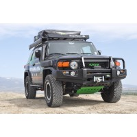 FJ Cruiser Toyota IRONMAN Winch Bar