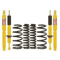 "Toyota FJ80 Land Cruiser OME 0-2"" Lift Kit"